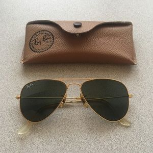 Vintage ray bans aviators